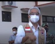 Viral di Tik Tok Seorang Mahasiswa Positif Covid-19  Ngeyel Tak Mau Pakai Masker, Begini Tanggapan Ganjar Pranowo