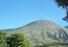 Cerita Horor Hilangnya Seorang Pendaki di Gunung Guntur Garut