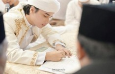 Belum Lama Cerai, Putra Almarhum Ustadz Arifin Ilham Dikabarkan Menikah Lagi?