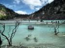 Wisata Alam Kawah Putih di kawasan Pegunungan Ciwidey Bandung